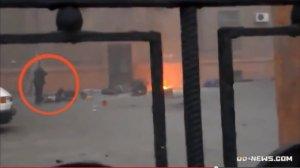 Mensen die uit het brandende vakbondgebouw sprongen, werden doodgeslagen door de Euromaidan activisten.